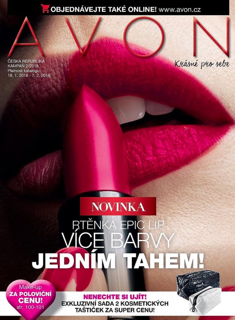 AVON Katalog 2/2018