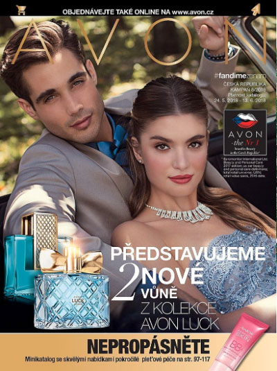 AVON Katalog 8/2018