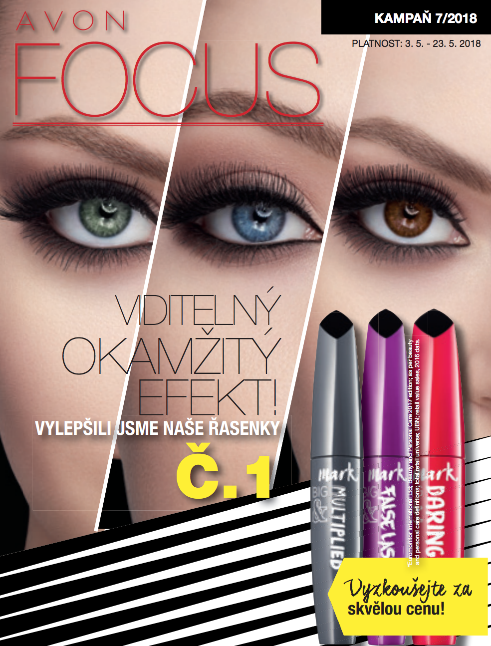AVON Focus 7/2018