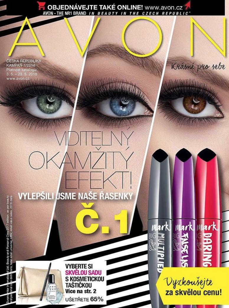 AVON Katalog 7/2018