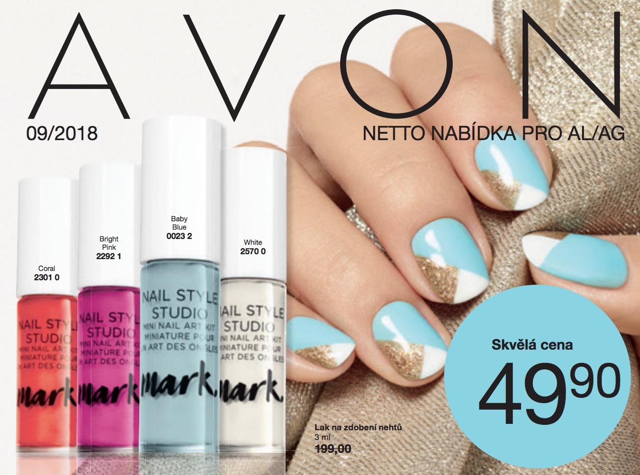 AVON Netto 9/2018