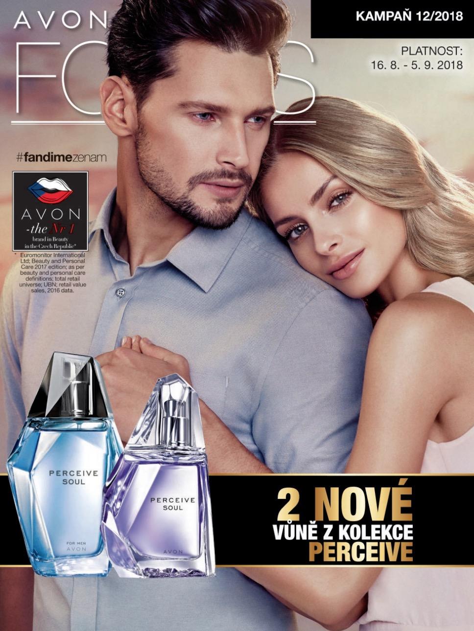 AVON Focus magazín 12/2018