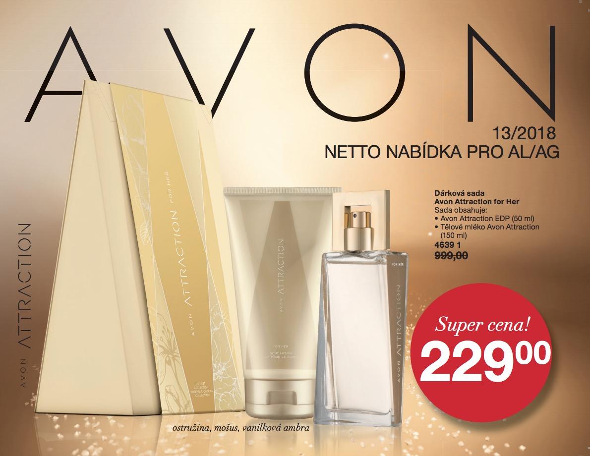 AVON Netto K13/2018