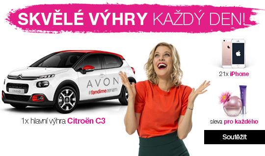 Soutěž o AUTO, iPhone a slevu na novinky K15