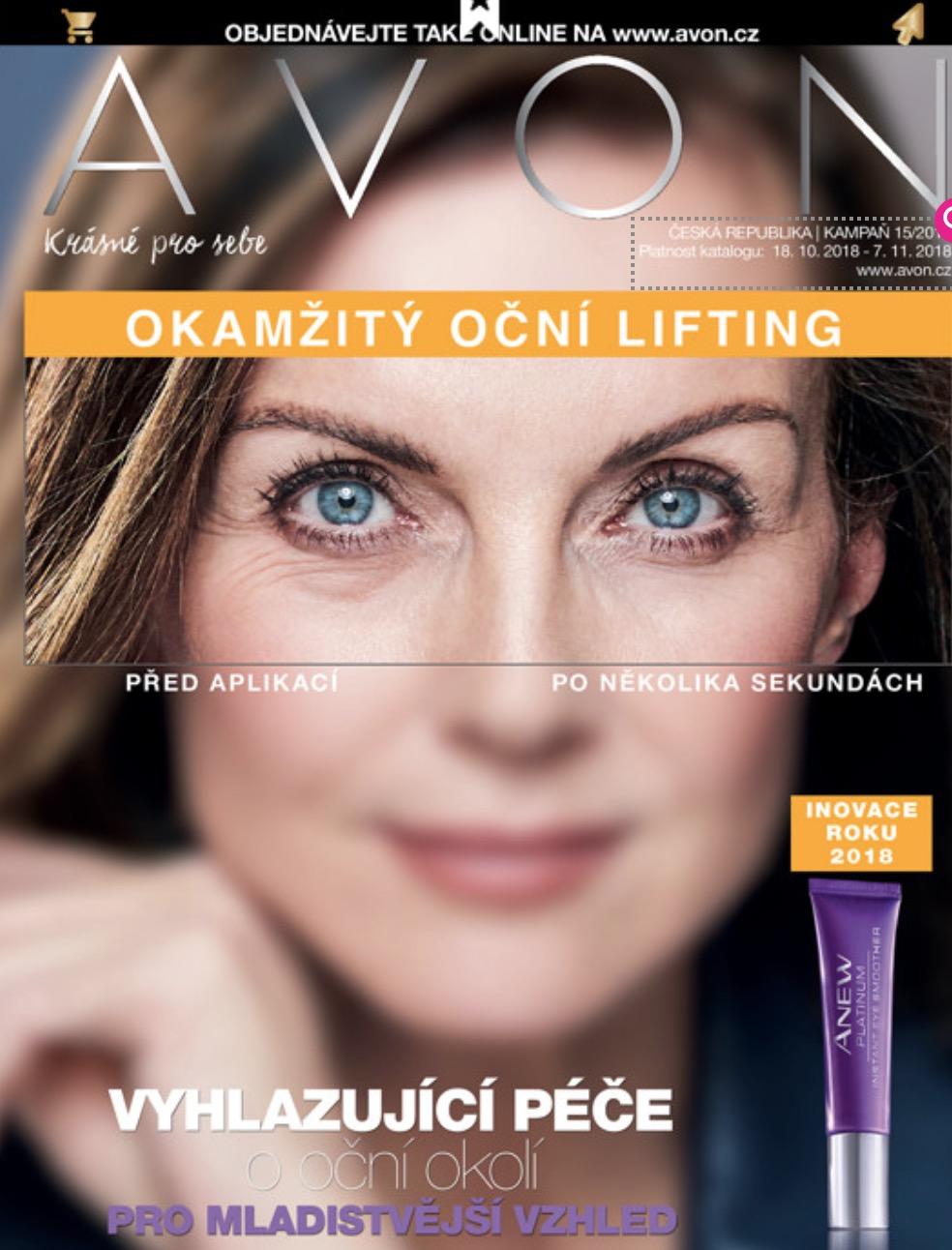 AVON Katalog K15/2018