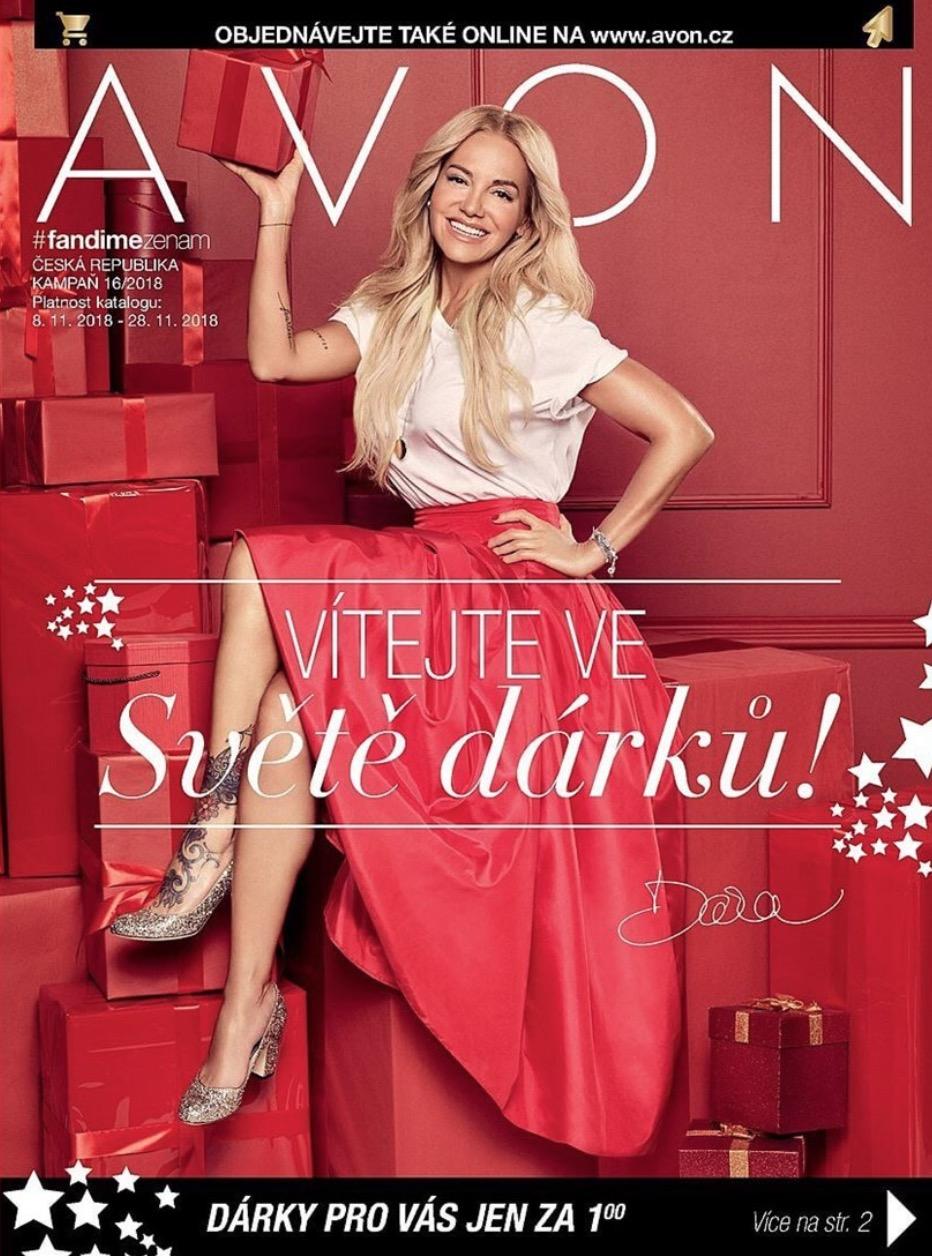 AVON katalog K16/2018