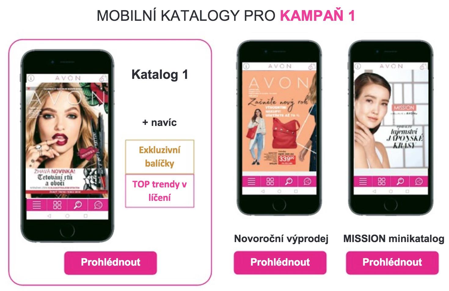 Mobilní katalog K1/2019