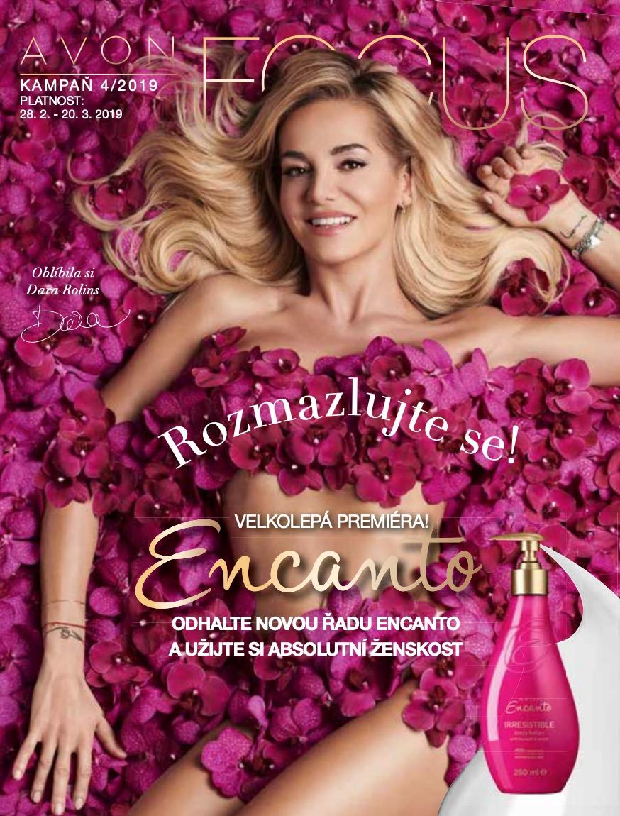 Magazín AVON FOCUS 4/2019