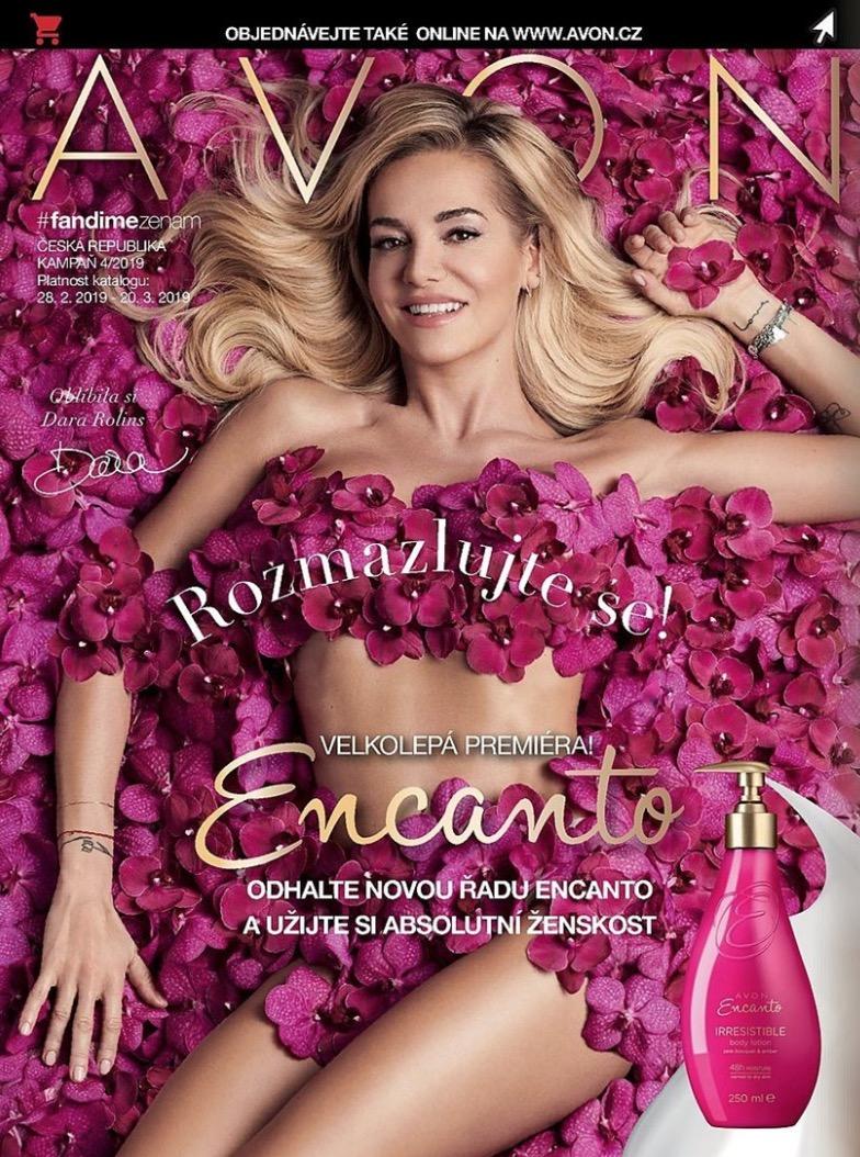 AVON Katalog 4/2019