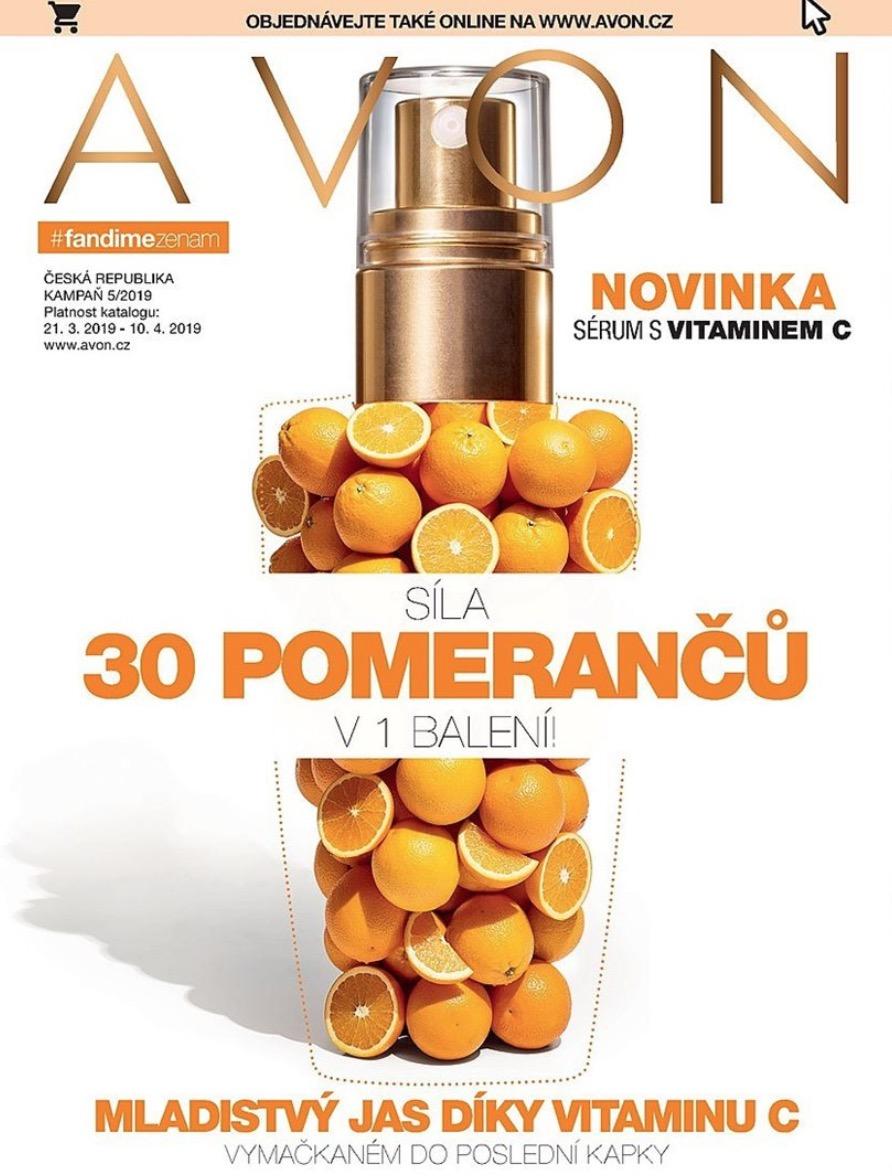 AVON Katalog 5/2019