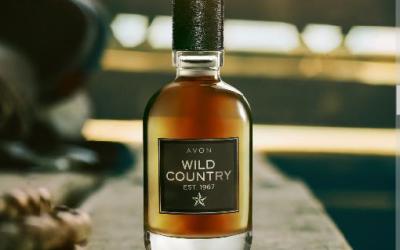 Nová vůně Wild Country
