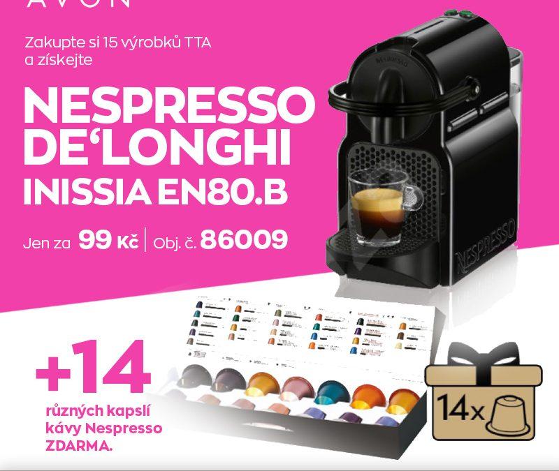 Motivace s Nespresso
