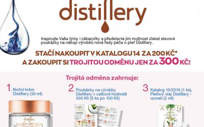 Novinky kampaně 15 – Distillery
