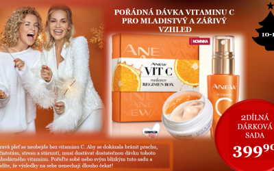 ANEW s vitaminem C