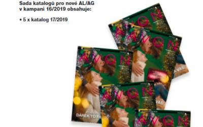 Speciální nabídka pro nové AL/AG