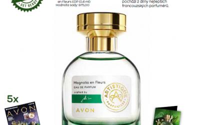 Novinka z kolekce vůní Artistique Parfumiers