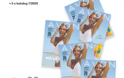 Zvýhodněná sada katalogů K6/2020