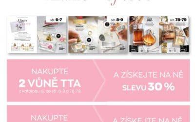Motivační program k nákupu vůní TTA