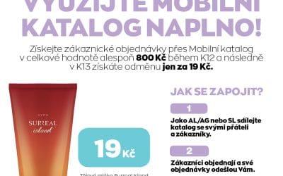 Využijte mobilní katalog naplno
