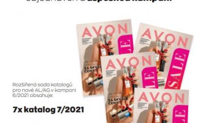 Speciální nabídka pro nové AL/AG v K6/2021